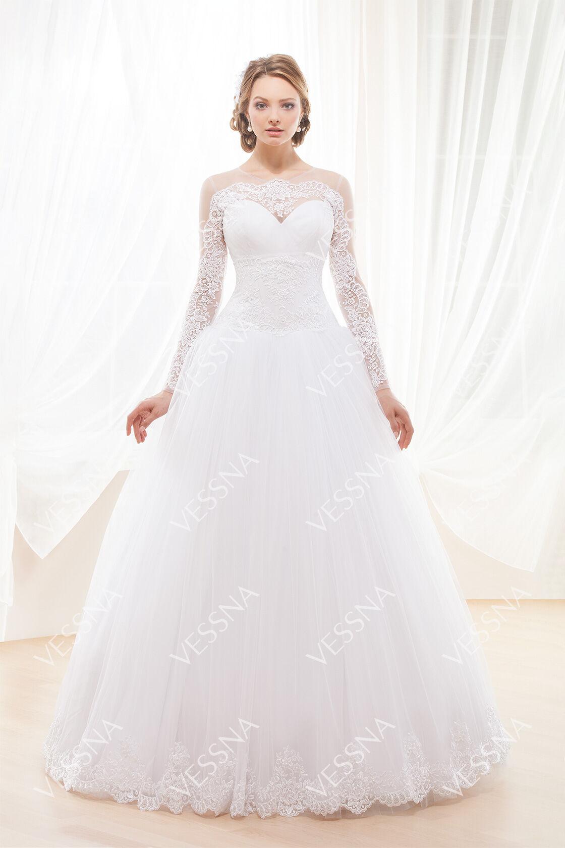 Свадебные Платья С Заниженной Талией Фото Ирина Люкс
